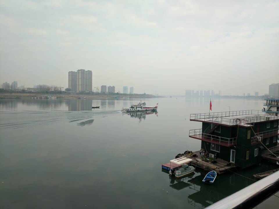 渔政亮剑洞庭湖 春季禁渔同步执法行动开启
