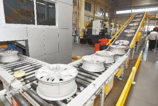 【今朝湘企更好看】中信戴卡:全球最大铝轮毂制造商入湘