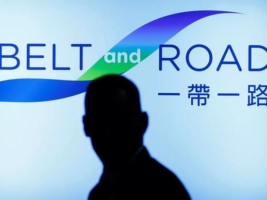 """▲""""一带一路""""倡议推动新一轮全球化。(路透社)"""