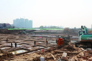 衡阳:博雅(网球)公园6月底完工