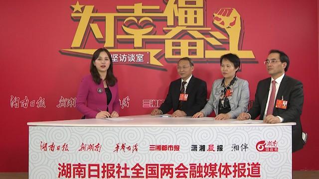 [敏坚访谈室]中国特色社会主义民主――参天大树 枝繁叶茂