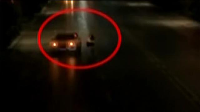 急救车司机下意识的一个举动 救了遭遇连环车祸的她