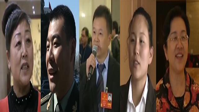 基层代表委员讲述的中国故事