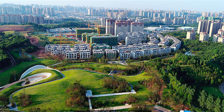 长沙仙姑岭公园建成开放