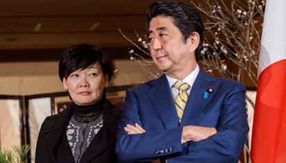 """日本""""第一夫人""""已被软禁,安倍正认真考虑休妻?"""
