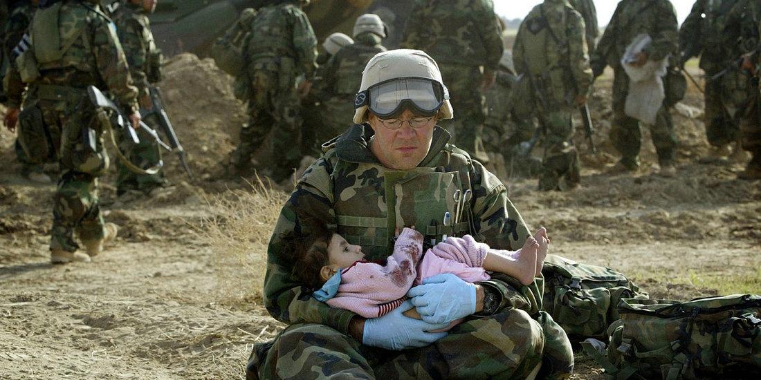 伊拉克战争15周年回望:但愿世间不再有战争