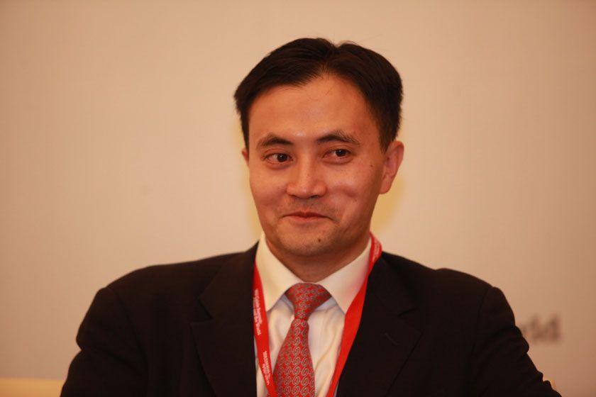叶大清:智能金融时代,刷个脸顺便就把款给贷了