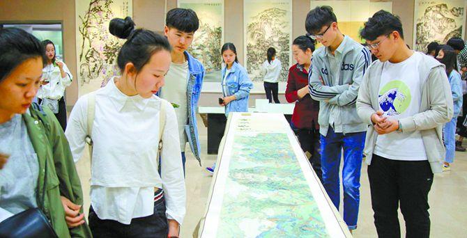 湖南理工学院美术学专业毕业创作展