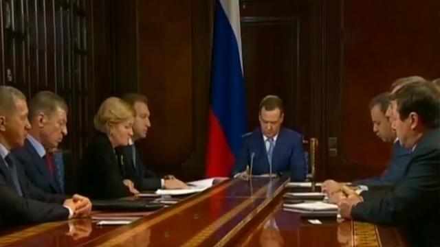 美对俄采取新一轮制裁