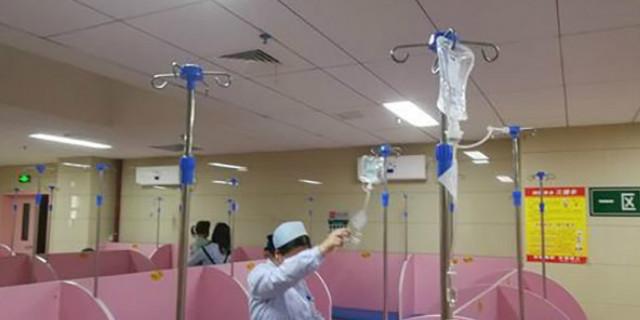 4月16日起,怀化市一医院取消门诊成人输液