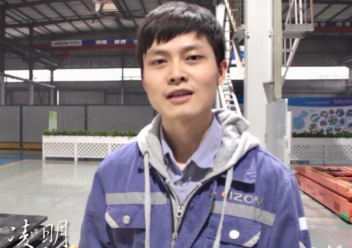 新经济下的劳动者④丨当机器人调试工程师,是种什么体验?