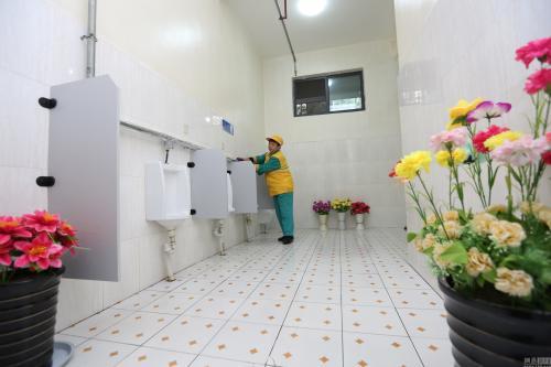 株洲3年内将新建改造230座厕所