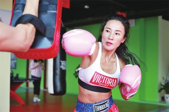 """北京赛车冠军稳赢法:中国中产阶层和健身房""""是真爱"""""""