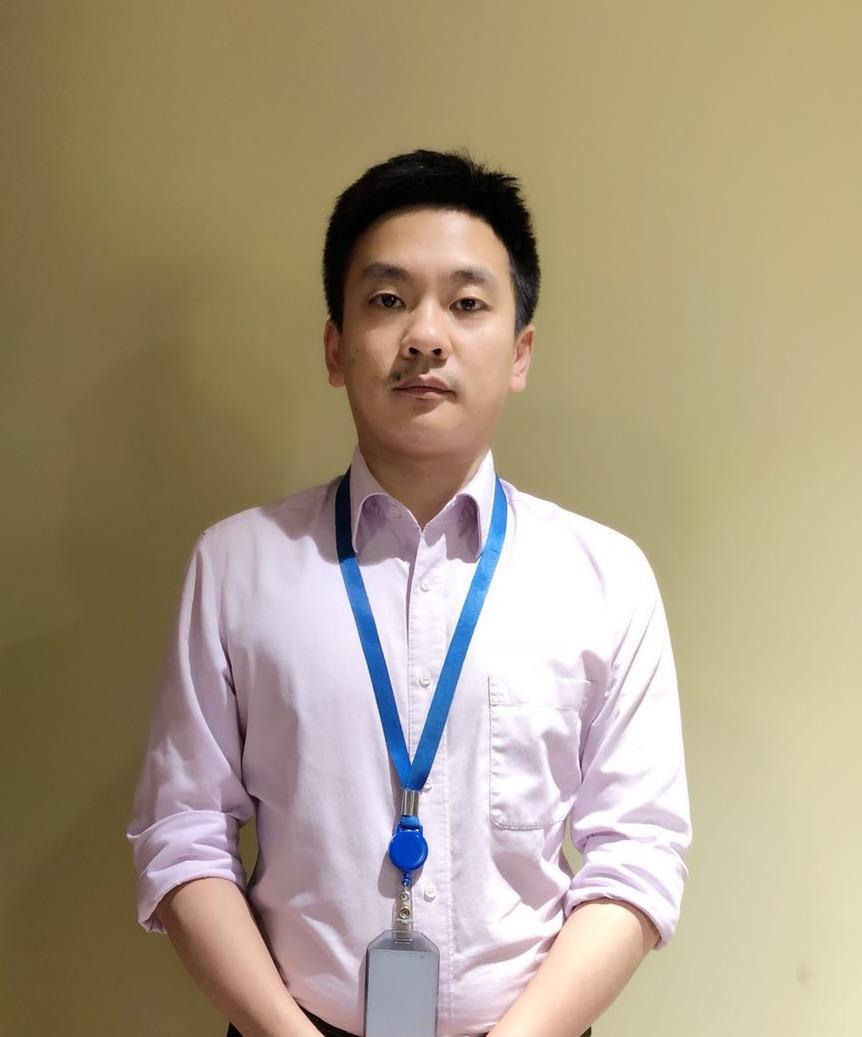 张翔中国江苏网党政事业部副主任