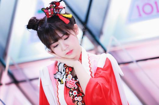 《创造101》赖美云疯狂圈粉_SING女团vocal担当实力惊人