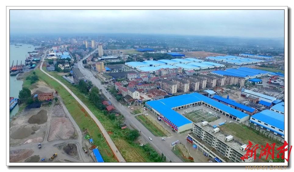 【头条】桃源县与常德市城投集团磋商陬市特色小镇建设