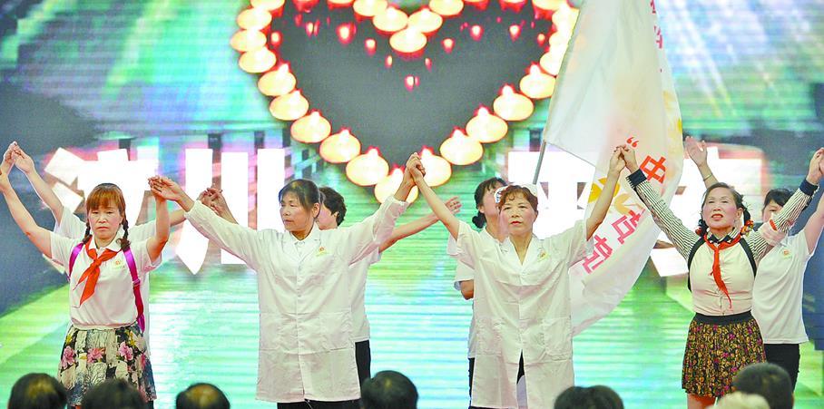 汶川地震十周年纪念活动在湖南省展览馆举行