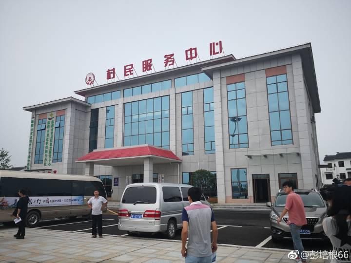 """临湘市黄盖镇整治""""空心村 还一个山清水秀"""