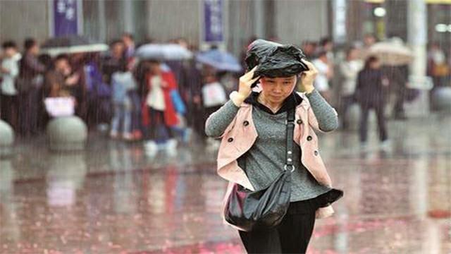5月22-23日湖南将有强降雨