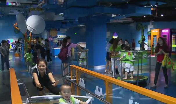 湖南省科技馆童趣馆将于六月对外开放
