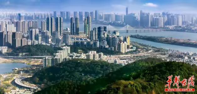 湖南湘江新区:高质量发展的生动实践