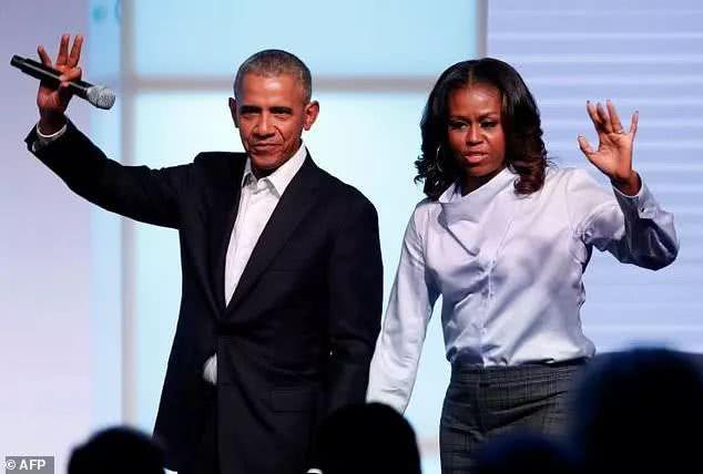 金沙娱乐官方网站:奥巴马夫妇高调进军演艺圈,片酬还是总统年薪数十倍!