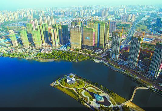 湘江新区,中部崛起的新增长极