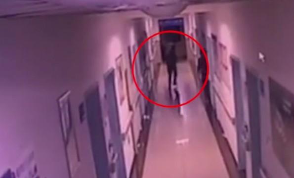 男子窜入医院妇产科病房 偷男婴被抓