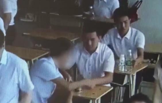 公务员面试第1名却被宣布成绩无效 只因他的这个动作