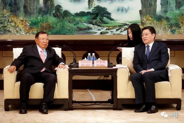 306彩票:一年半时间,这个国家的总书记国家主席和总理都来湖南了