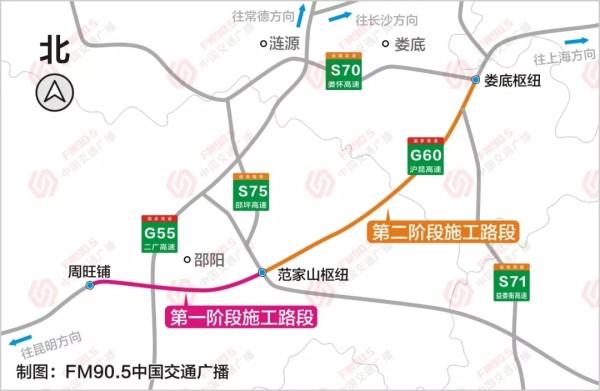 [一周湖南]潭邵高速二期大修6月中旬启动 未来5年长沙将新增115处公园