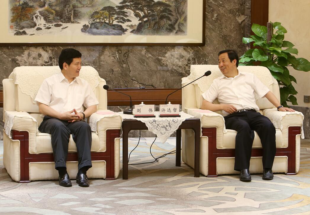 国家粮食安全省长责任制考核组来湘考核