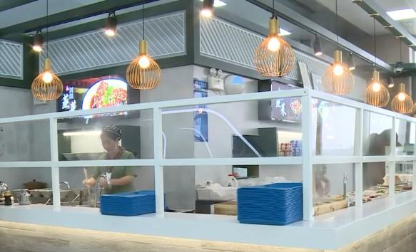 长沙黄花机场餐饮平民化