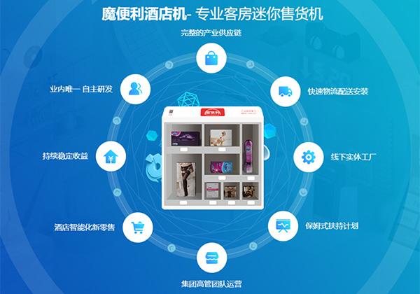 酒店客房智能迷你售货机(www.mobianli.com)情趣用品无人自动售卖机项目招商加盟品牌展示