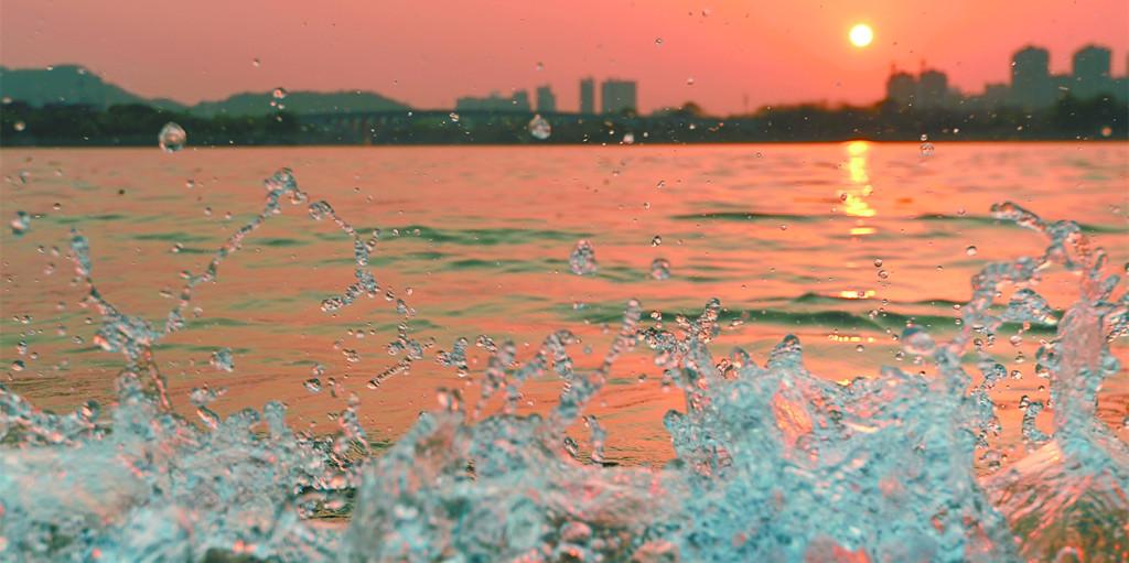 湘江母亲河 水清景更美