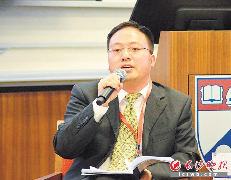 省社科院国家治理公共政策研究中心副主任周湘智