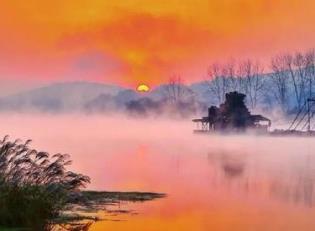 """娄底34幅作品入围""""爱上湖南""""最美摄影图片征集评比活动"""