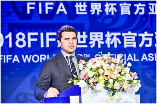 帝牌跻身世界杯 代表中国服装与世界对话