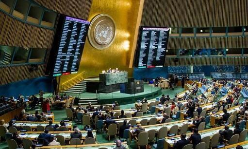 美国刚刚退出联合国人权理事会 俄罗斯:申请加入