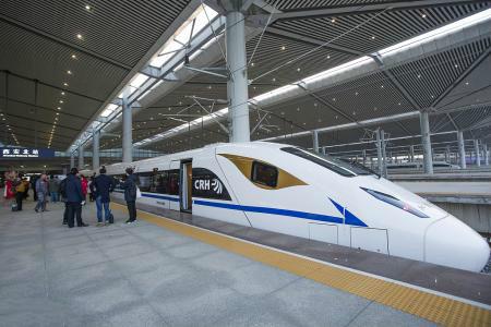 下月起在株洲坐高铁可直达兰州、湛江