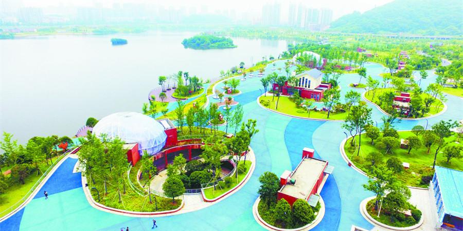 长沙:美丽园林 绿色福祉