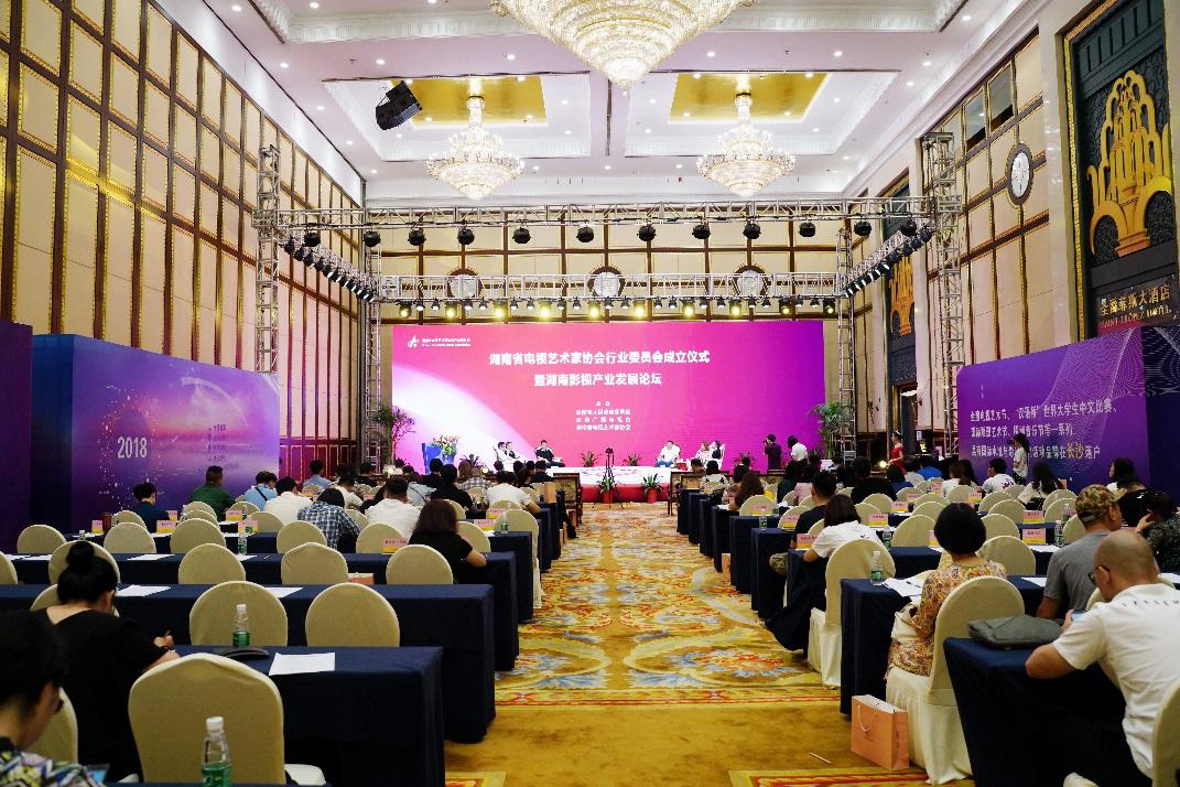 湖南省电视艺术家协会行业委员会创建