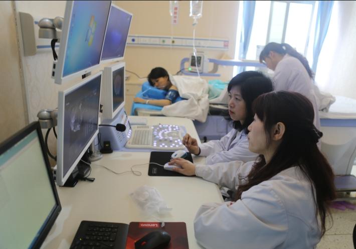 """正规的彩票网站有哪些:湘南首家""""海扶刀""""落户郴州市第一人民医院!"""