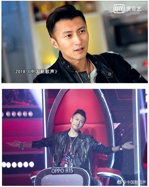 """叔圈101大混战 《中国新歌声》第三季的""""新哥们""""成漏网之鱼"""