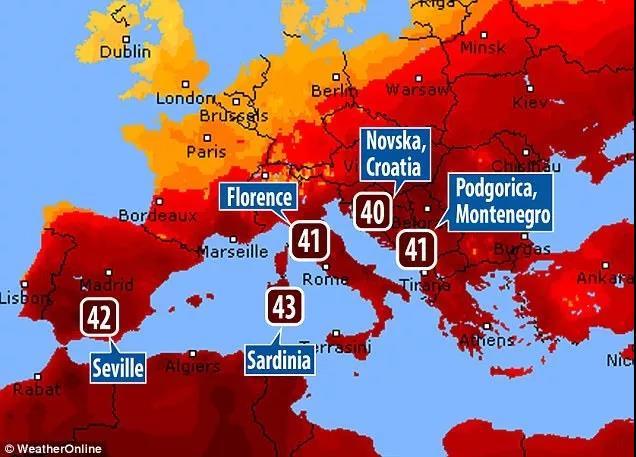 这么热还熬着 德国人为什么打死不肯开空调