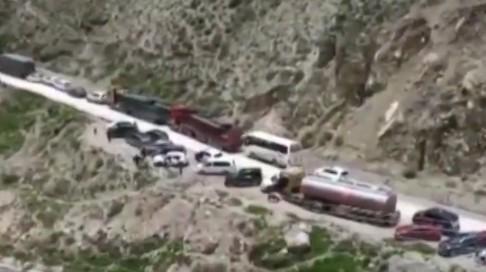 川藏公路雨季不宜自驾