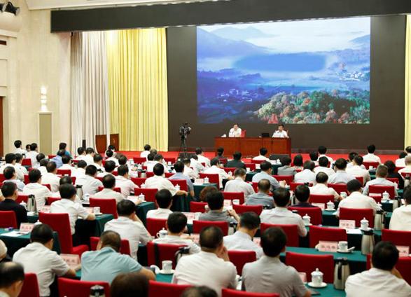湖南省委理论学习中心组(扩大)举行集体学习会听取专题辅导报告