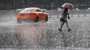 受强降雨天气影响 北京临时关闭景区增至133个