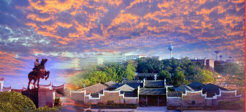 """华声直播>>纪念""""平江起义""""90周年暨2018年中国(湖南)红色旅游文化节开幕式"""