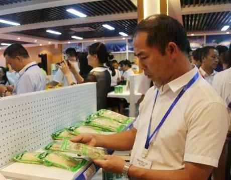 邵阳60个品类858件产品亮相上海
